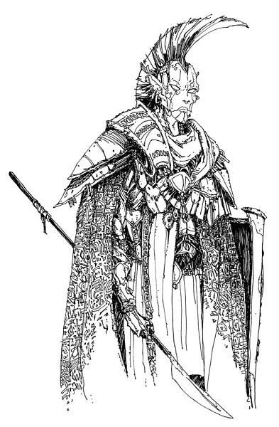 Ординатор в индорильской броне