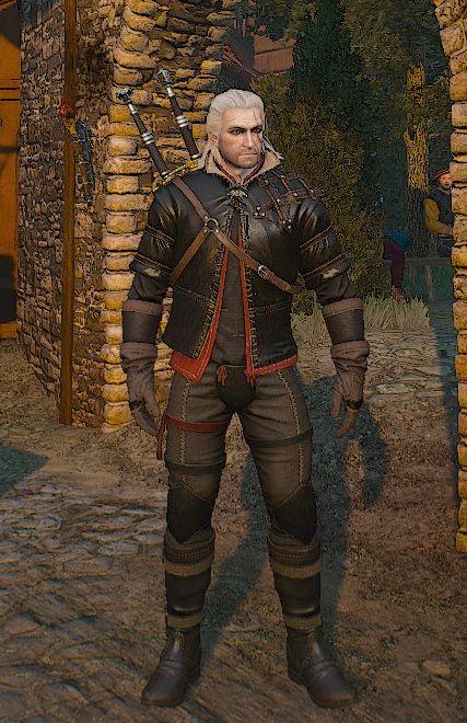 Куртка Ведьмак Купить