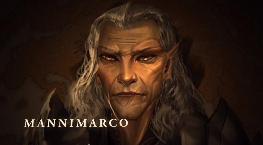 Маннимарко - Король Червей