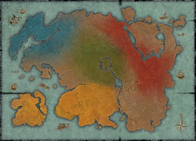 Карта влияния