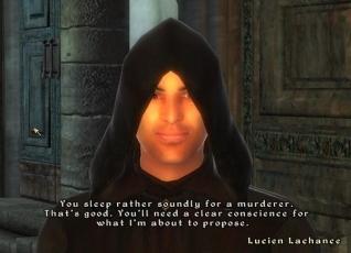 Квест Skyrim Незабываемая Ночка